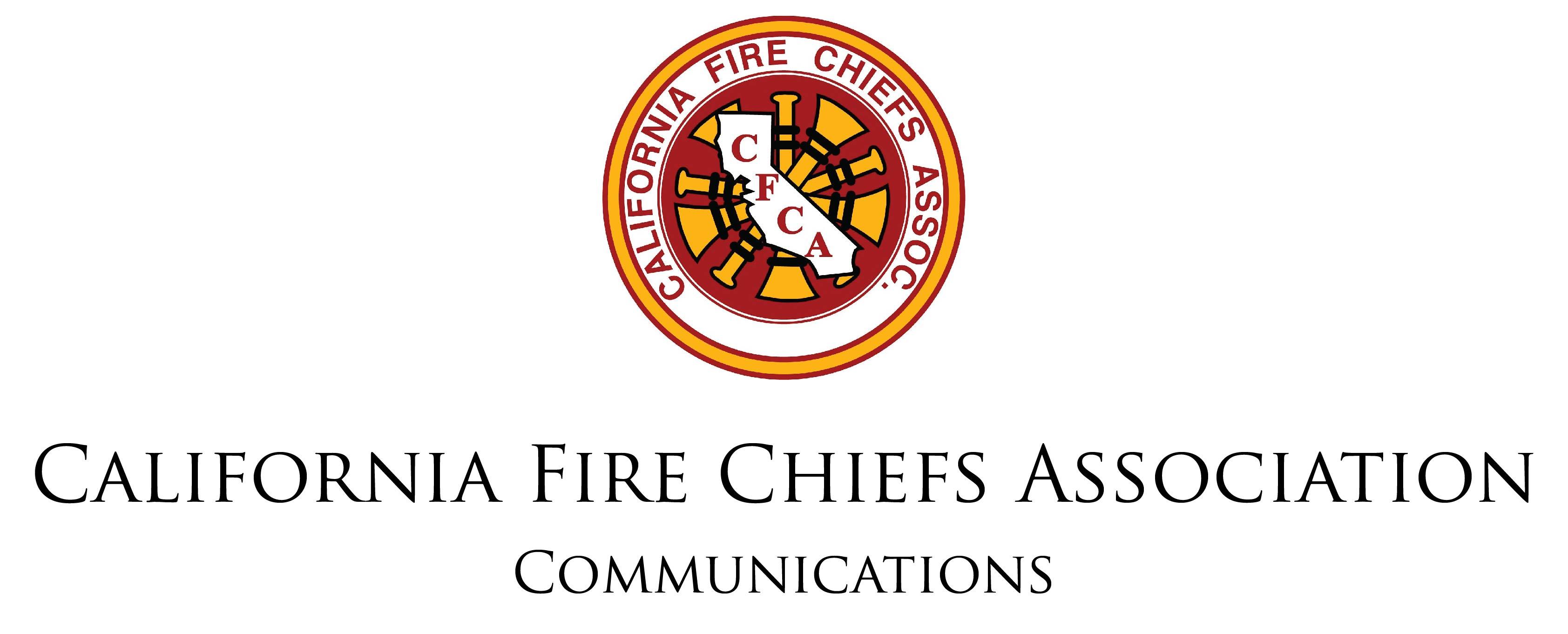 California Fire Chiefs Association - Communications
